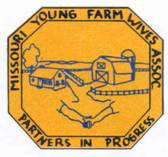 Missouri Young Farm Wives logo
